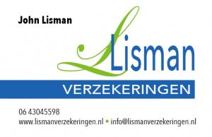 Lisman_Visitekaartje